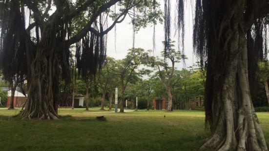 Bailuzhou Gongyuan Dong Park