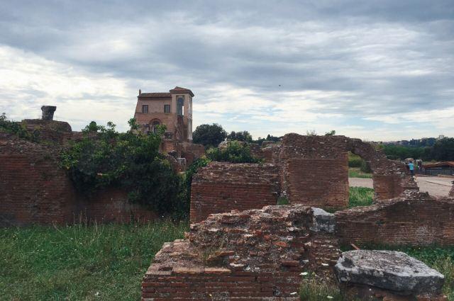 帕拉蒂諾山