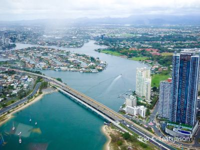 Sea World Sightseeing by Helicopter
