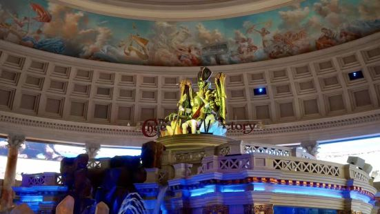 Motion Theaters at the Forum Shops