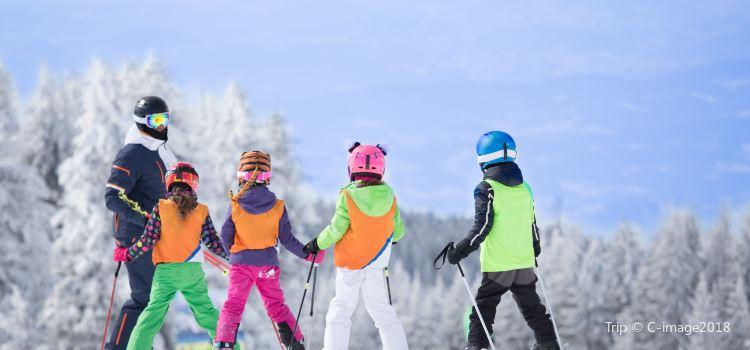 Jizhou International Ski Resort3