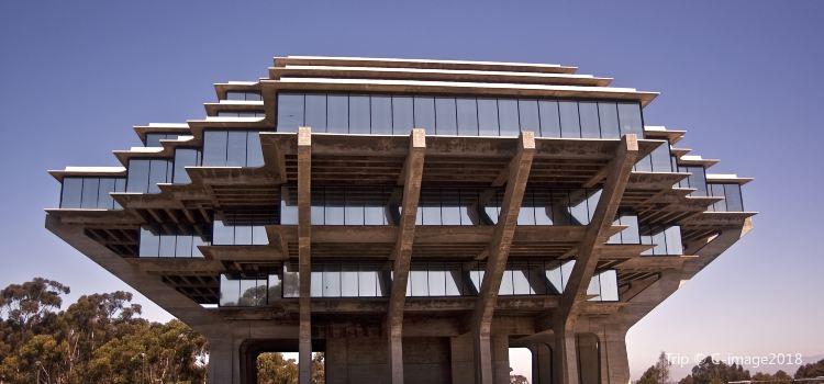 Geisel Library1
