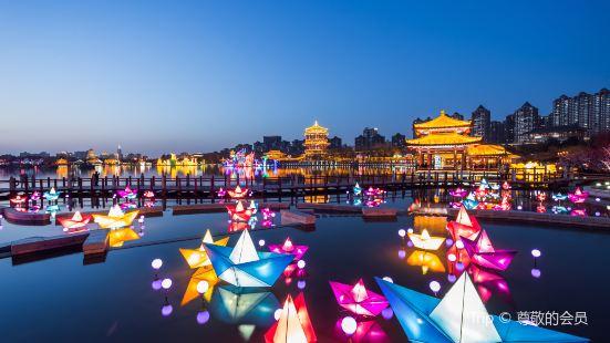 Tang Dynasty Furong Garden