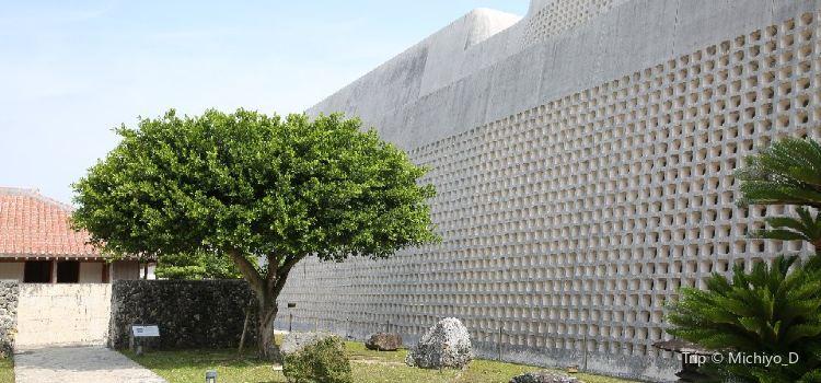 오키나와 현립 박물관 및 미술관3