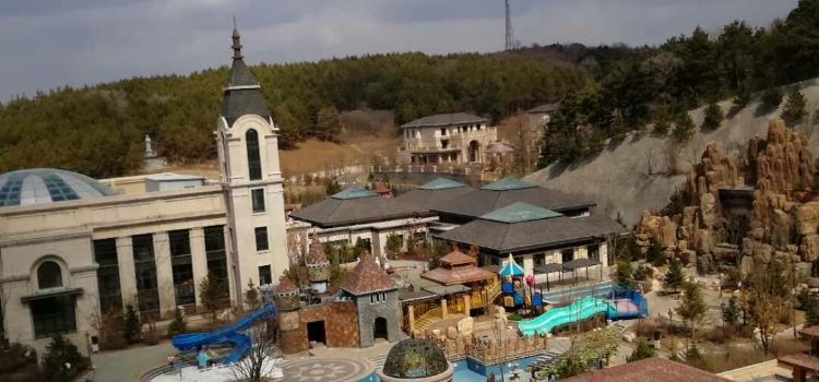 궈신 난산 온천 호텔1