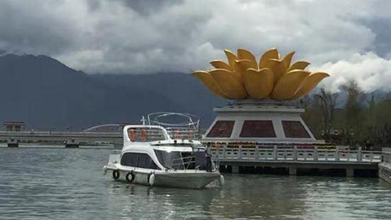 拉薩濱河遊船