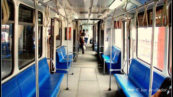 MRT-3 GMA-Kamuning Station