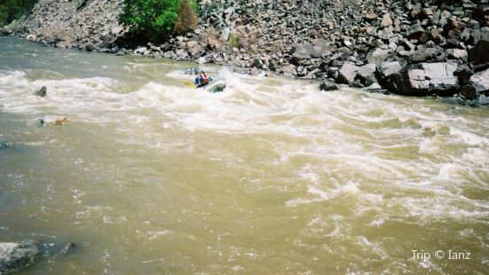 Davao River Water Rafting