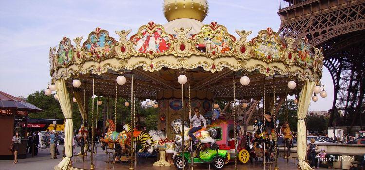 Flying Horses Carousel1