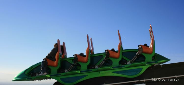 X Scream at the Stratosphere