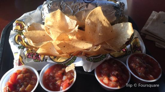 Moes Southwest Grille
