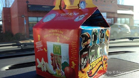 McDonald's (Mt Lehman)