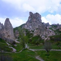 Uçhisar Castle User Photo