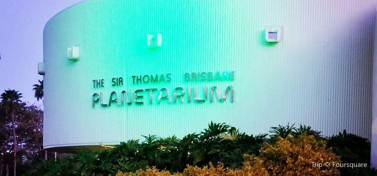 Sir Thomas Brisbane Planetarium1