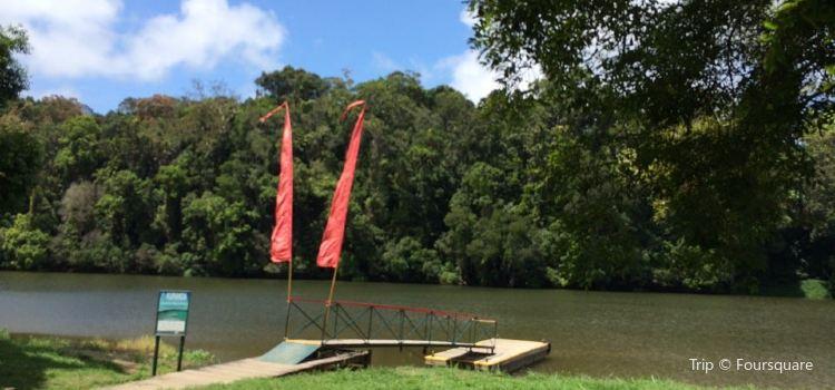 Kuranda Riverboat2