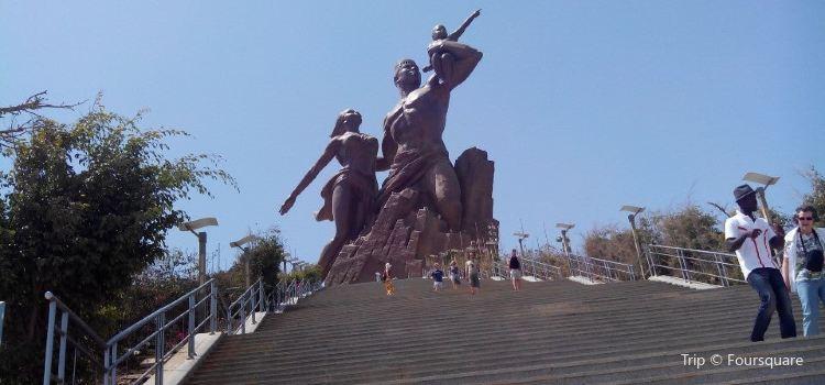 Le Monument de la Renaissance Africaine2