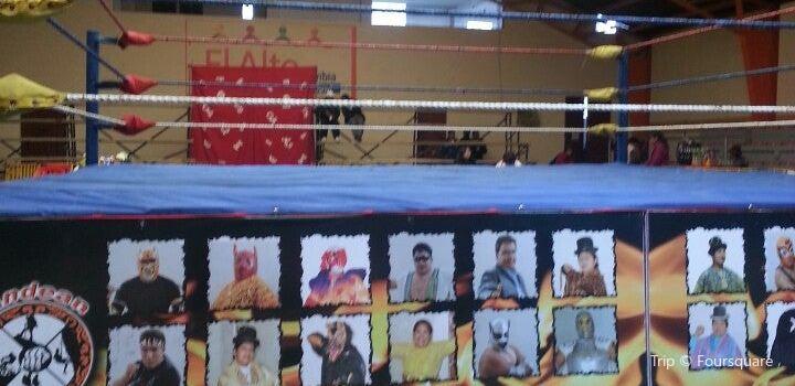 Cholitas Wrestling3