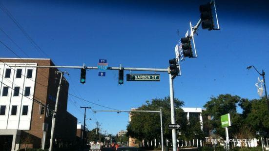 Downtown Pensacola
