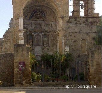 Ruderi Chiesa di San Giuseppe