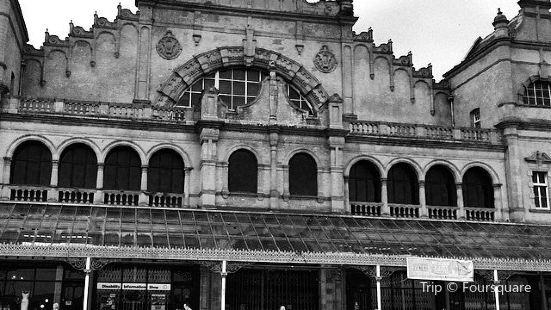 The Morecambe Winter Gardens Theatre