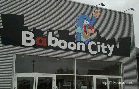 Baboon City