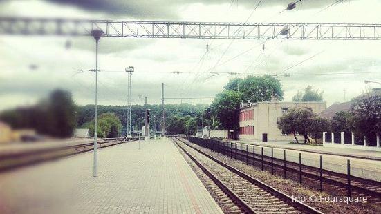 Kauno geležinkelio stotis - Kaunus railway station