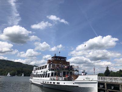 溫德米爾湖遊船