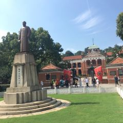 화위안산 천주교회 여행 사진