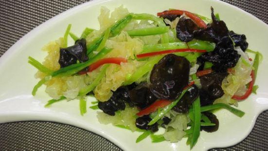 菩提伽耶原生態素餐吧