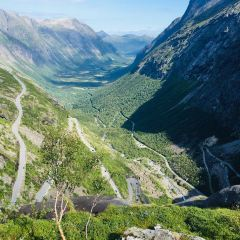The Trollstigen Road User Photo