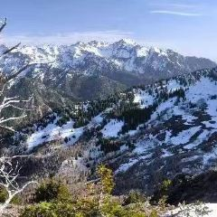 Big Cottonwood Canyon User Photo