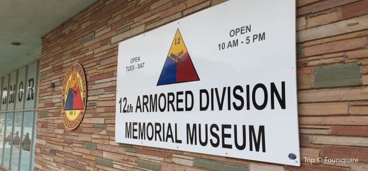 12th Armored Museum1