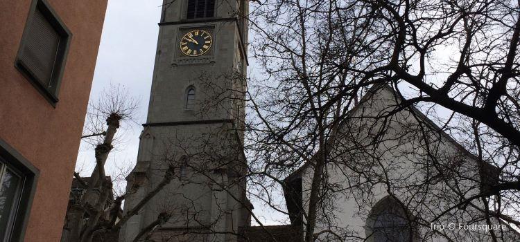 프레디거 교회1