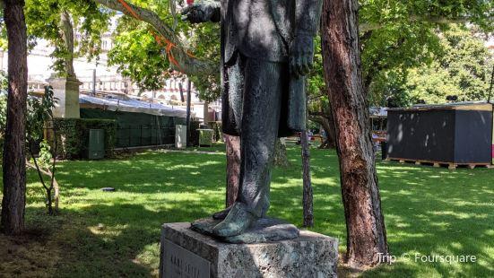 Karl Seitz Statue