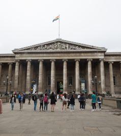 伦敦游记图文-故地重游-英国爱丁堡、苏格兰、湖区和伦敦四地自由行:伦敦⑦大英博物馆