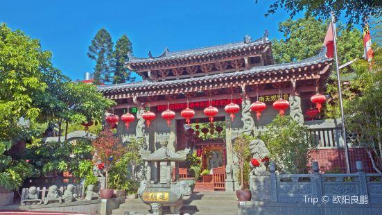 Jinming Temple