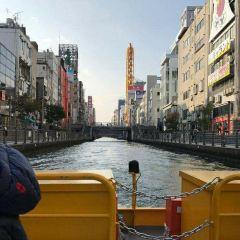 道頓堀水上觀光船用戶圖片