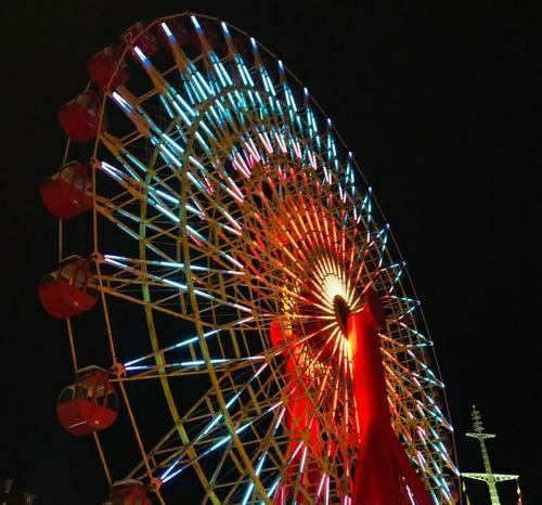 Mosaic Ferris Wheel