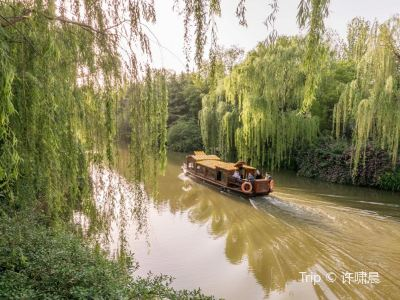 Daming Lake Scenic Area Pleasure Boats