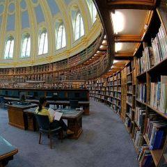大英圖書館用戶圖片