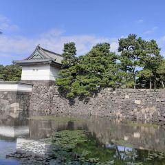 고쿄 히가시교엔 여행 사진