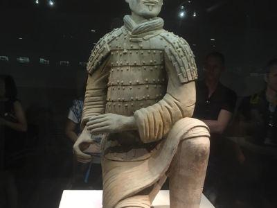 秦陵蠟像館