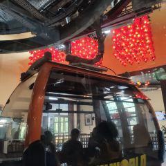 (바나힐) 케이블카  여행 사진