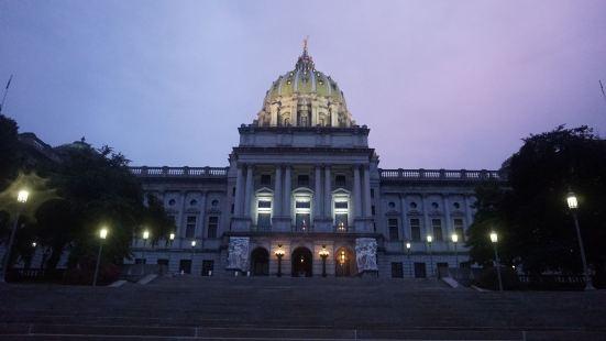 賓夕法尼亞州議會大廈