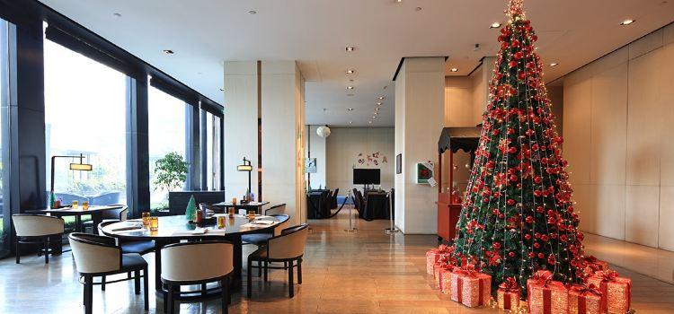 武漢光穀凱悅酒店咖啡廳3
