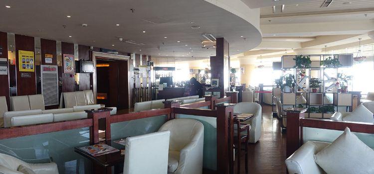 意卡菲·35樓俯瞰寧波全景(旋轉餐廳)1