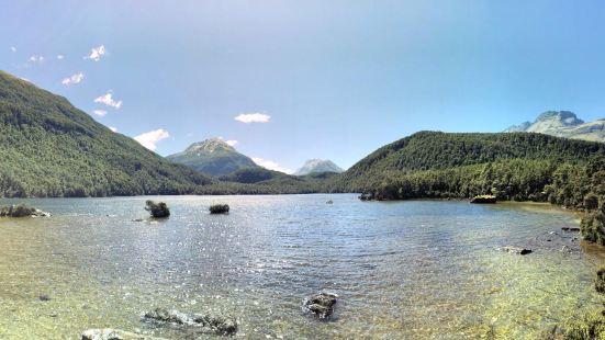 Sylvan Lake Track