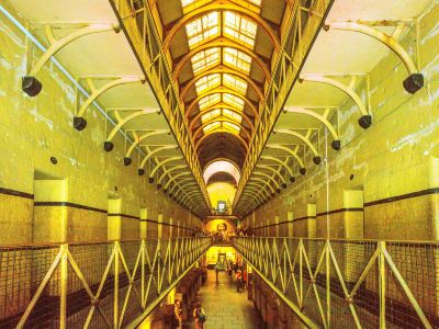墨爾本舊監獄