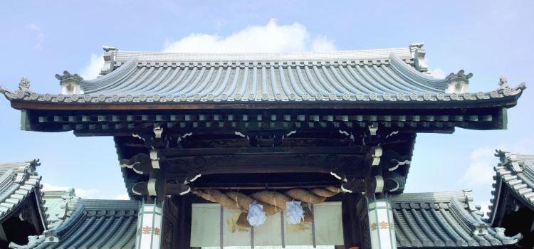 오사카 텐만구