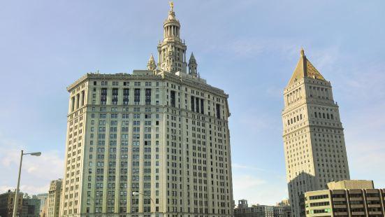 맨해튼 뮤니시펄 빌딩